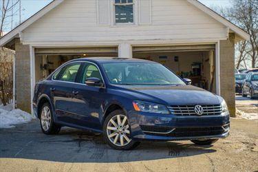 2013 Volkswagen Passat for Sale in Sykesville,  MD