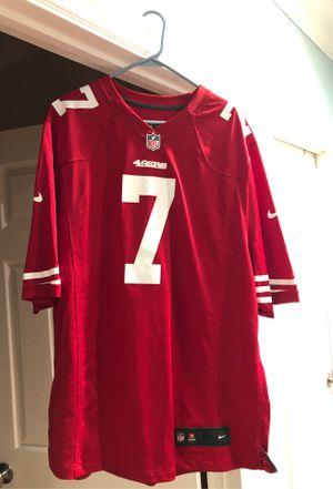 Nike San Francisco 49ers Kaepernick Jersey XL for Sale in San Jose, CA