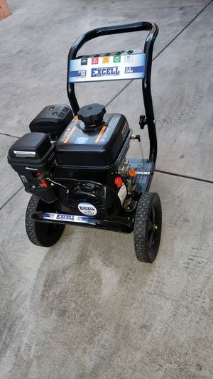 Excell Pressure Washer for sale | Only 4 left at -75%