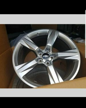 20 Inch Chevy Camaro Wheels for Sale in Silver Spring, MD