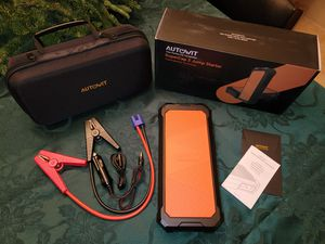 (2A4???) SuperCap 2 Jump Starter from Autowit for Sale in Mesa, AZ