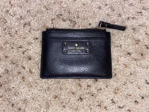 Black Kate Spade CC Holder for Sale in Pittsburg, CA