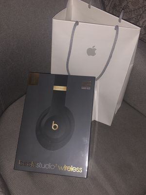 Wireless Beats by Dr. Dre Studio3 for Sale in Braintree, MA