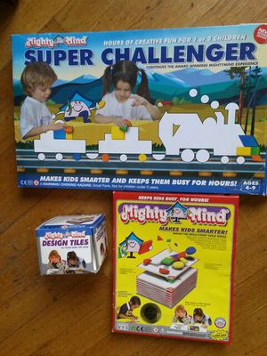 Mighty Mind (3 games bundle) for Sale in Brooklyn, NY