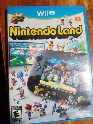 Wii U Nintendo Land for Sale in Barnegat Township, NJ
