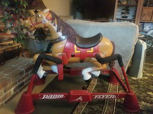 Radio Flyer rocking horse. for Sale in Federal Way, WA