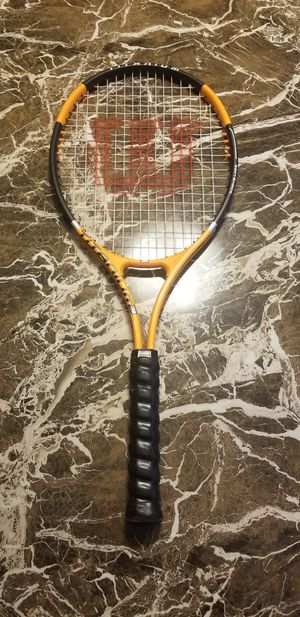 Tennis racket in excellent condition for Sale in Vancouver, WA