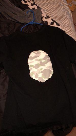 Bape shirt XL / L for Sale in Carnegie, PA