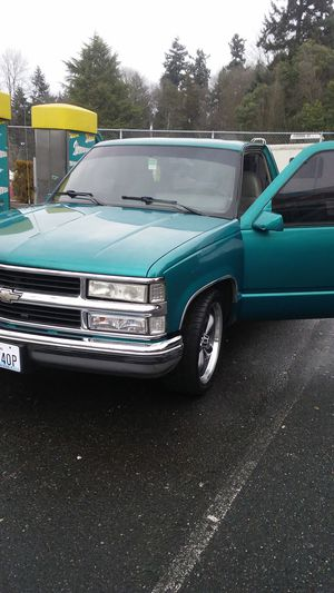 Chevy Silverado 94. for Sale in Seattle, WA