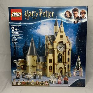 LEGO Harry Potter - Hogwarts Clock Tower (75948) for Sale in Hillsboro, OR