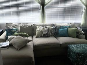 Beige Sofa Chair for Sale in Suffolk, VA