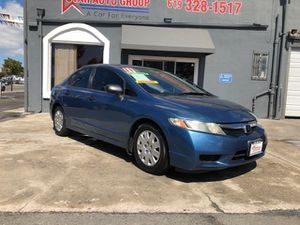 2011 Honda Civic Sdn* Automatic* 4 Cylinders* Payment options available ! for Sale in National City , CA
