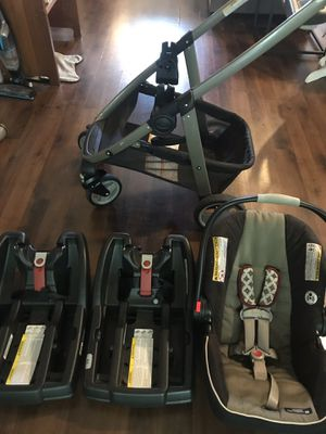 Car seat and stroller for Sale in Orlando, FL
