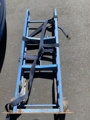 Dolly - Appliance for stairs. Ladder 12 ft foldable and for Sale in Tigard, OR