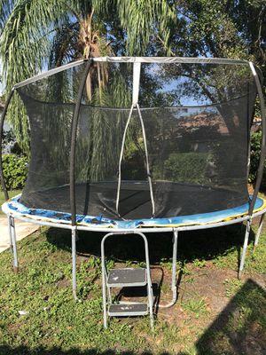 Large trampoline for Sale in Deerfield Beach, FL