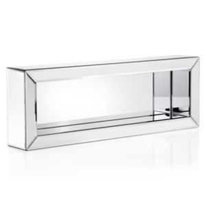 Zgallerie Mirrored Strand Wall Shelf! MUST GO! for Sale in Baltimore, MD