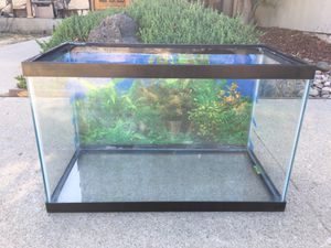 Fish Tank and Accessories for Sale in San Jose, CA