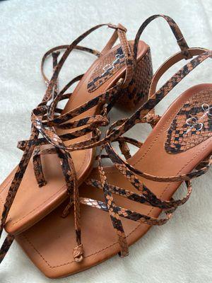 Jessica Simpson Lace Up Heels for Sale in Lafayette, LA