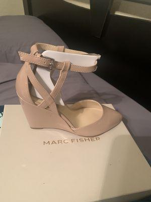 Marc Fisher wedge heels for Sale in San Bernardino, CA