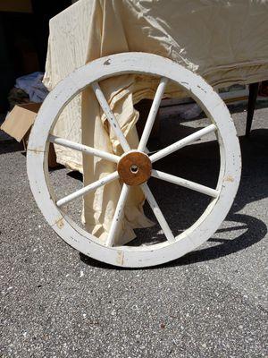 Wagon wheel for Sale in Davie, FL