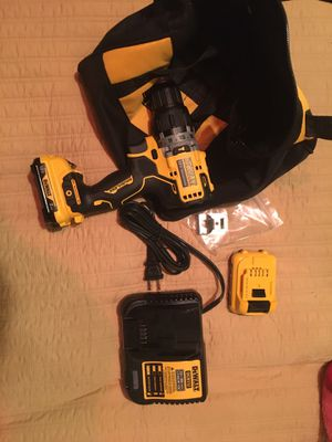 De Walt 12v brusless drill for Sale in River Oaks, TX