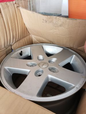Jeep Rubicon Wheels 17 inch for Sale in Perris, CA