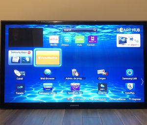 51 inch Samsung 3D Plasma Smart TV for Sale in Los Angeles, CA