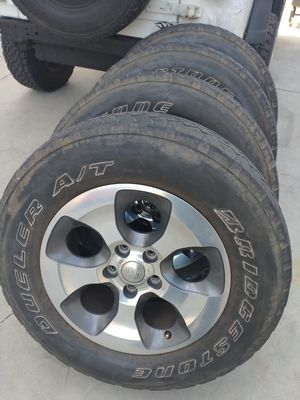 Jeep Wrangler Wheels for Sale in Downey, CA