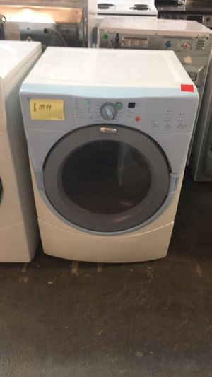 Whirlpool electric dryer for Sale in Farmingdale, NY