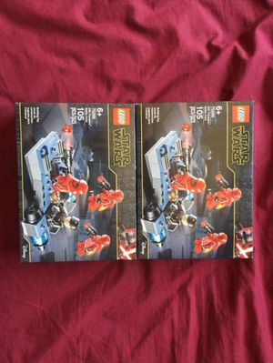 LEGO Star Wars: Sith Trooper Battle Pack x2 for Sale in Avondale, AZ