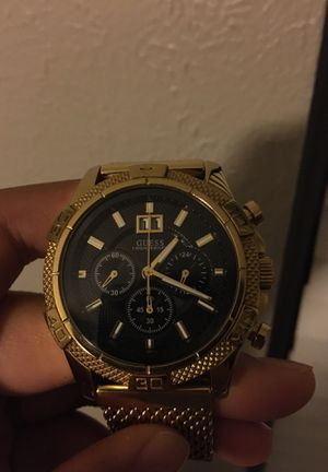 Guess watch for Sale in Dallas, TX
