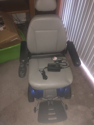 JAZZY ELITE MOBILITY CHAIR for Sale in Martinsville, IN