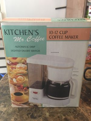 Kitchens mr coffee 10-12 cup for Sale in Los Angeles, CA
