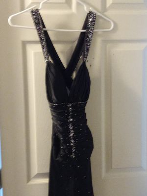 Small long black prom dress for Sale in West Valley City, UT