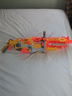 Nerf N-strike Vulcan ebf-25 dart blaster gun for Sale in Fort Lauderdale, FL