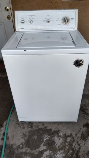 Kenmore Washer Super capacity plus Free Delivery for Sale in San Bernardino, CA