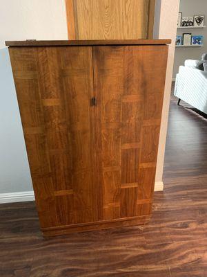 Retro Cabinet Shelf Storage for Sale in Chandler, AZ
