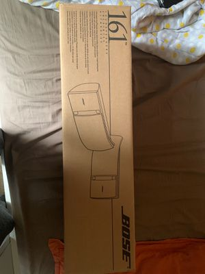 Bose speakers. Never used. Still packed. for Sale in San Diego, CA