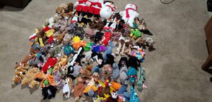 Beanie babies 75 total for Sale in Wadsworth, OH