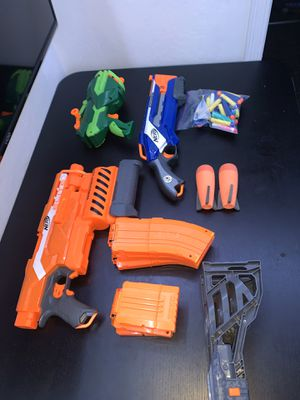 Nerf Gun Setup for Sale in Chandler, AZ