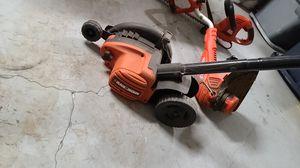 Black&decker electric edger for Sale in Tarpon Springs, FL