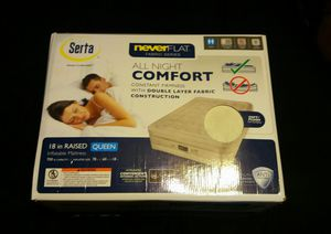NEW Serta air mattress queen for Sale in Thornville, OH