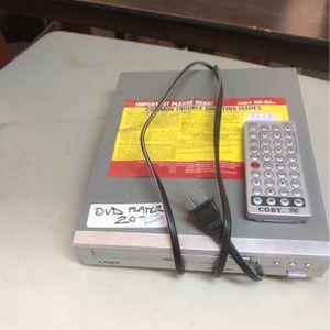 DVD Player W/ Remote for Sale in Chino, CA