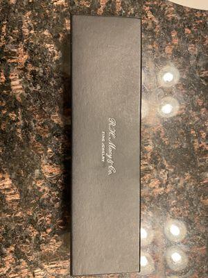 Men's Black Bracelet for Sale in Finksburg, MD