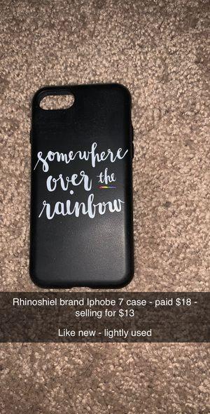 Rhinoshield iPhone 7 case for Sale in Winter Haven, FL