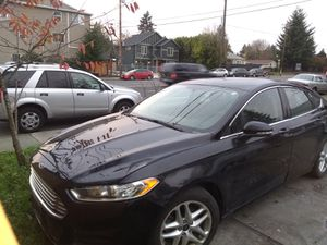 2016 Ford Fusion parts for Sale in Portland, OR