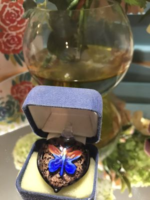 Cute! Colorful Butterfly Pendant for Sale in Gainesville, VA
