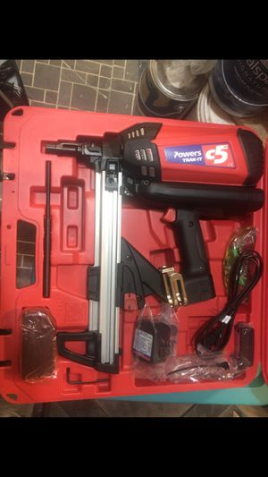 Powers Trak-It C5 Nail gun for Sale in Queens, NY