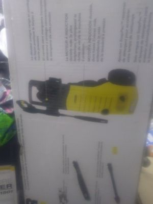 Electric pressure washer 1800psi for Sale in Hamtramck, MI