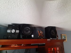 Sony Stereo Home Audio System LBT GPX 555 for Sale in Glendale, AZ